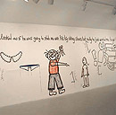 Shiny Shears-a site-specific mural by Ayin Es