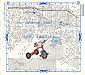 Encino Trike: Thomas Bros. map book page by Carol Es